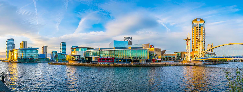 Manchester Media City - Pendulum Hotel